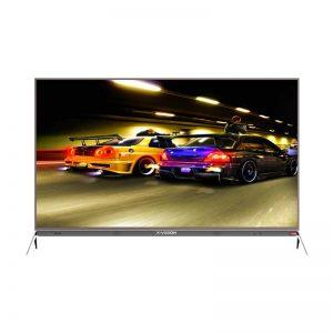 تلویزیون هوشمند ایکس ویژن ۴۹ اینچ مدل  ULTRA HD 4K