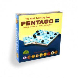 پنتاگو جعبه آبی