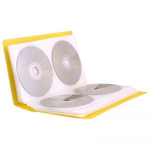 آلبوم ۷۲ عددی CD و DVD پاپکو مدل CD-72
