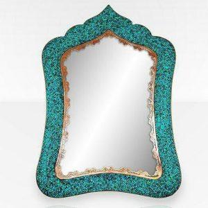 آینه فیروزه کوبی