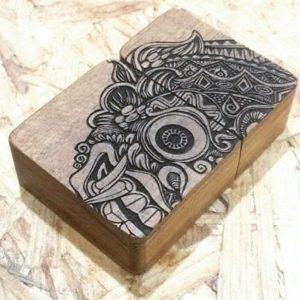 فندک چوبی چوبیسم