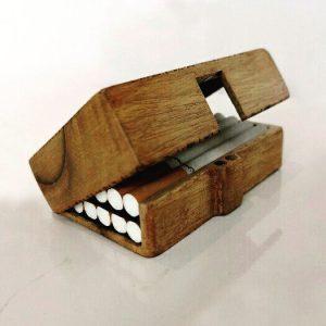 جای سیگار چوبی چوبیسم
