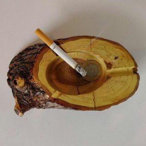 زیر سیگاری چوبیسم