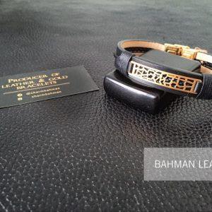 دستبند چرم بهمن