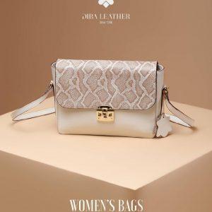 کیف چرم زنانه دیبا