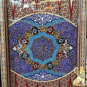 تخته نرد نفیس خاتم کاری سفارش ساخت ایران